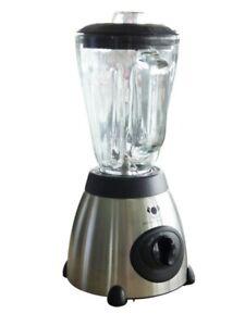 Standmixer Edelstahl Smoothie Maker Mixer Blender Glas 1,5l  Hochleistungsmixer