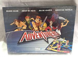 Disney Adventurers: Disney Store Exclusive New And Sealed Xmas Present