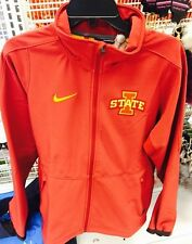 NWT Nike Iowa State Cyclones Vapor Ultimatum Jacket Size M Medium Red
