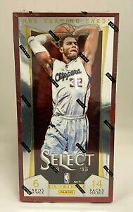 2012-13 Panini Select Basketball Hobby Box Factory Sealed Anthony Davis RC YR