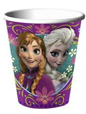 Disney Princess Titiana Green PLASTIC CUP Happy Birthday Party        7-9C