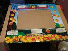 Skill Drop 8 Liner Arcade Game Plexi Bezel, Atlanta (#201)