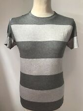APC Mens Striped T Shirt Size Small