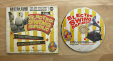 Swing Republic - Electro Swing Republic 4 panel card softpack