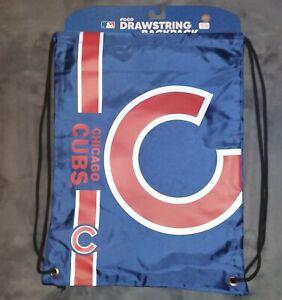 Chicago Cubs MLB Drawstring Bag BRAND NEW