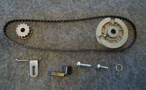 Singer Merritt 1872 Sewing Machine Timing Belt, Gears, & Misc Parts
