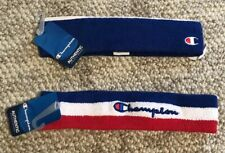 CHAMPION LIFE TERRY HEADBANDS (2 PACK) - NEW