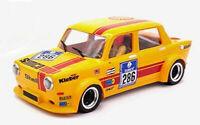 Simca 1000 Shell Edition con nuevo chasis TTS escala 1/24
