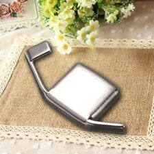 Silver Magnet Seam Guide Sewing Machine Foot For Domestic &Industrial Craft Tool