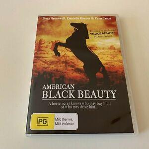 American Black Beauty DVD - Family Region 4