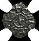 ANGLO SAXON Northumbria. Aethelred II. AE Styca AD 843 850 Eardwulf NGC VF30