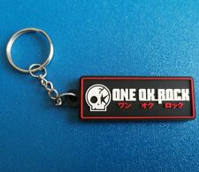 ONE OK ROCK KEY-RING SILICONE RUBBER MUSIC FESTIVAL