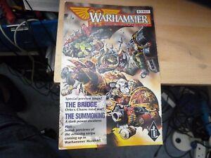 Games Workshop Journals etc used
