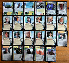 X-Files CCG Premiere BB 23 Different Fixed