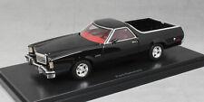 Neo Models Ford Ranchero Pickup in Black 1979 46820 1/43 NEW