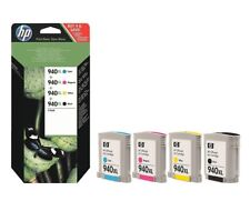 HP 940XL 4er-Pack Original Tintenpatronen (Officejet) Tinte, Officejet 8000 8500