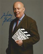 Julian Fellowes Signed Downton Abbey 10x8 Photo AFTAL