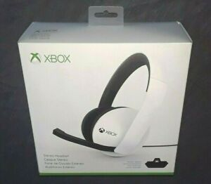 (OEM) Factory Sealed Special Edition WHITE Xbox One Wireless Stereo Headset