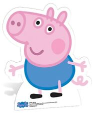 George Pig from Peppa Pig Official Cardboard Fun Cutout 60cm Tall-For your party