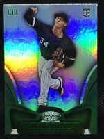 2019 Chronicles Certified Green Parallel #24 Michael Kopech RC