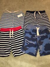 "Baby Gap Kids ""Playtime Favorites"" Pull On Shorts Lot size 3T NWT & Pre Owned"