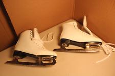 Hespeler Senior size 7 Usa womens figure ice skates #9011