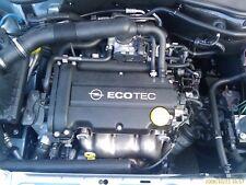 Motor Opel 1,4 16v Astra H Corsa C Agila Tigra B Z14XEP 89tkm