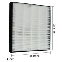 Hepa Filter Clean Repair Fits for Philips FY1119 DE5206 DE5205 Vacuum Cleaner