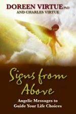 Signs From Above by Doreen Virtue (NEW)