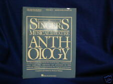 Singers Musical Theatre Anthology