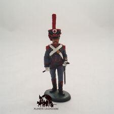 Figurine Collection Del Prado plomb Conducteur Train d'Artillerie 1812 Napoléon