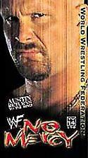 WWF - No Mercy 2000 (VHS, 2000)