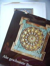 2 Bücher Alte geschnitzte Bauernmöbel + Alte bemalte ... von Gislind Ritz