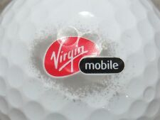 (1) VIRGIN MOBILE WIRELESS LOGO GOLF BALL