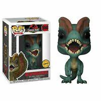 FUNKO POP Jurassic Park Dilophosaurus 'Chase)
