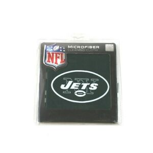 NFL New York Jets Microfiber Cleaning Cloth for Glasses Sunglasses TV