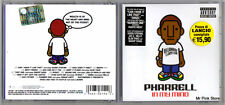 PHARRELL -  in My Mind ( CD - 2006 ) Kanye West - Gwen Stefani - Jay-z - Snoop