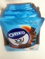 OREO JOY FILLS CHOCO CARAMEL Crispy Creme Sweet Wheat Pillows  8 x 90g  9/8/2020