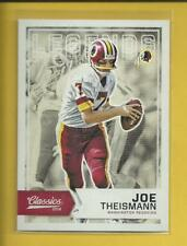 Joe Theismann 2016 Panini Classics Card # 147 Washington Redskins Football NFL