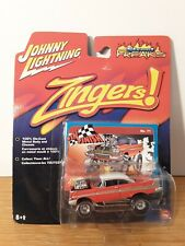 Johnny Lightning Street Freaks Zingers! 58 Plymouth Fury- MOC Rare VHTF