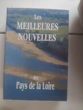 coffret LES MEILLEURES NOUVELLES DU PAYS DE LOIRE 3 tomes TBE 1997