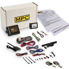 2 Way LCD Remote Start Keyless Entry Kit For 2002-2005 Ford Thunderbird