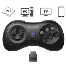 2020 NEW 8Bitdo Wireless Controller M30 Gamepad for Sega Genesis & Mega Drive!!!