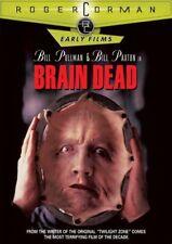 New: BRAIN DEAD - DVD (Roger Corman, Bill Pullman, Bill Paxton)