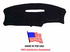 1997-2004 Chevy Corvette Black Carpet Dash Cover Mat Pad CH52-5