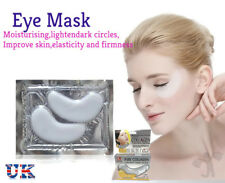 New Crystal Bionic Pure Collagen Eye Mask/ Restore Firmness/Fade dark Circles UK