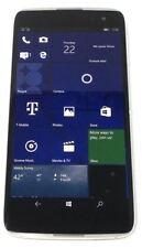 """Alcatel Idol 4s 5.5"""" T-Mobile Windows 10 Smartphone 21MP 64GB 6071W Gold New"""