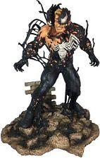 "MARVEL Gallery VENOM 9"" PVC Diorama Toy Figure Statue DIAMOND SELECT SPIDER-MAN"