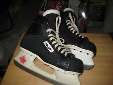 New listing Bauer Pro Player 600 Ice Hockey Skates size 6