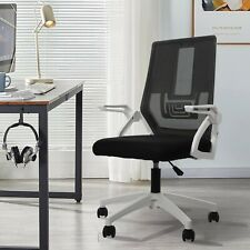 Ergonomic Adjustable Office Chair Withliftable Seat Amp Armrest 360 Roated Wheels